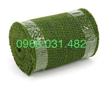 Cuộn vải đay màu